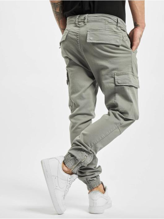 VSCT Clubwear Spodnie Chino/Cargo Norton Baggy szary