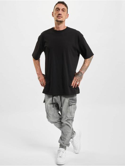 VSCT Clubwear Spodnie Chino/Cargo Norman Baggy szary