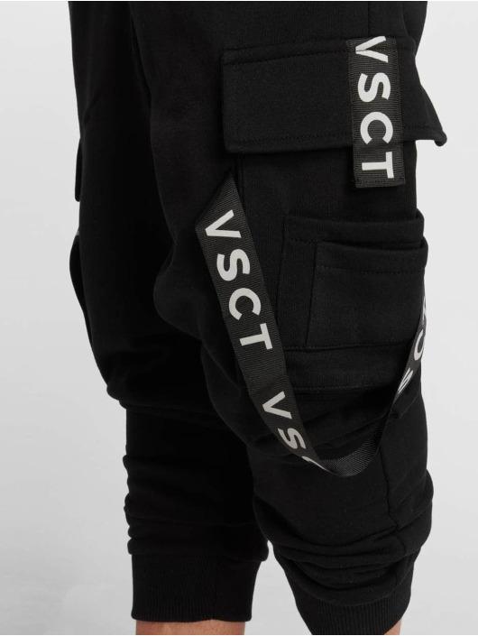 VSCT Clubwear Spodnie do joggingu Cargo czarny