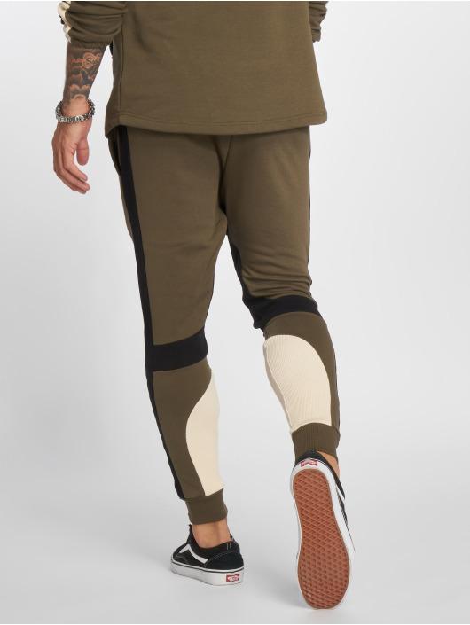 VSCT Clubwear Spodnie do joggingu Racer khaki