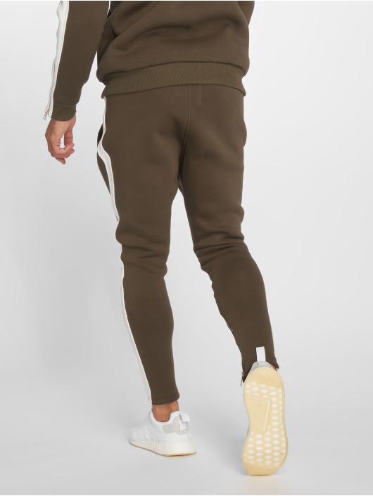 VSCT Clubwear Spodnie do joggingu Stripe khaki