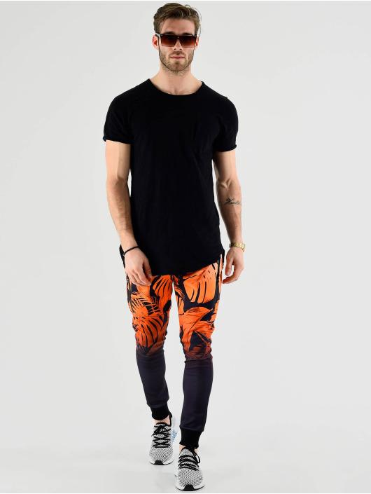 VSCT Clubwear Spodnie do joggingu Graded Tech Fleece pomaranczowy