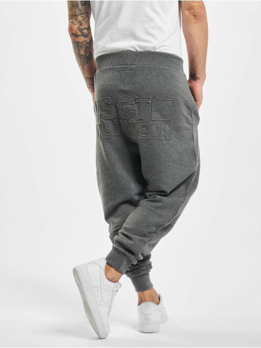 VSCT Clubwear Spodnie do joggingu Logo szary