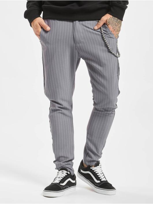 VSCT Clubwear Spodnie wizytowe Ewan szary