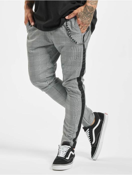 VSCT Clubwear Stoffbukser Ewan brun