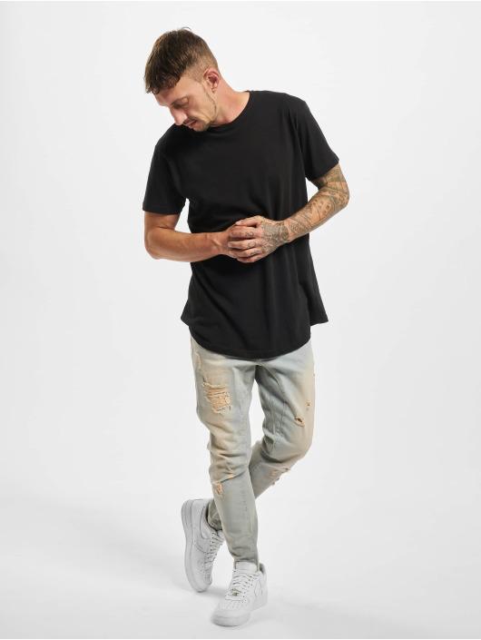 VSCT Clubwear Straight Fit Jeans New Keanu Spencer Hybrid blau