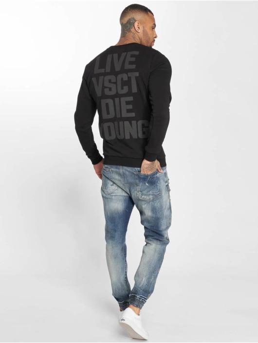 VSCT Clubwear Sweat & Pull Studded noir