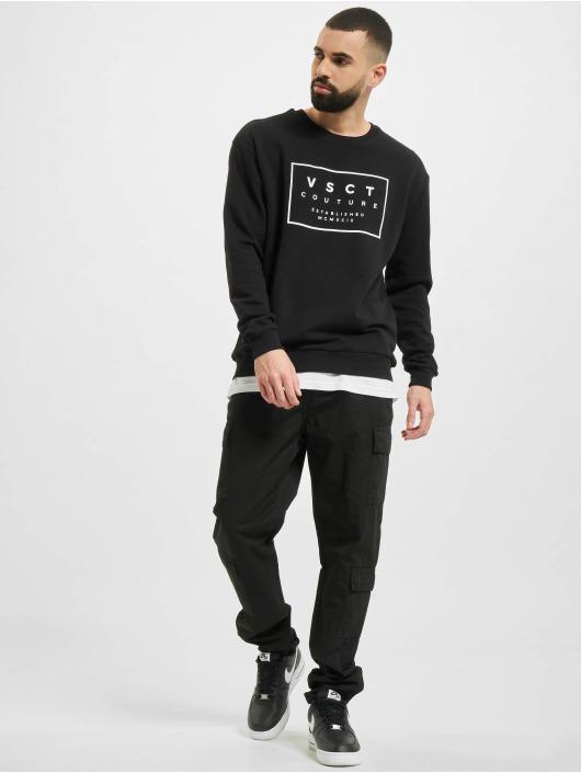VSCT Clubwear Sweat & Pull Crew Logo noir