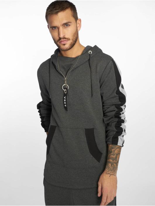VSCT Clubwear Sweat capuche Racer gris