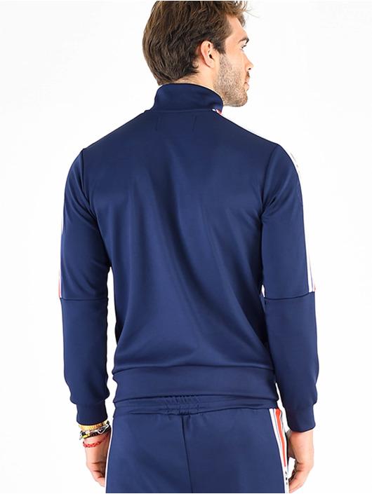 VSCT Clubwear Sweat capuche zippé Superior bleu