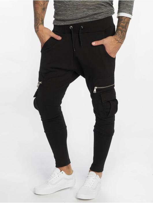 VSCT Clubwear Sweat Pant Future Cargo black