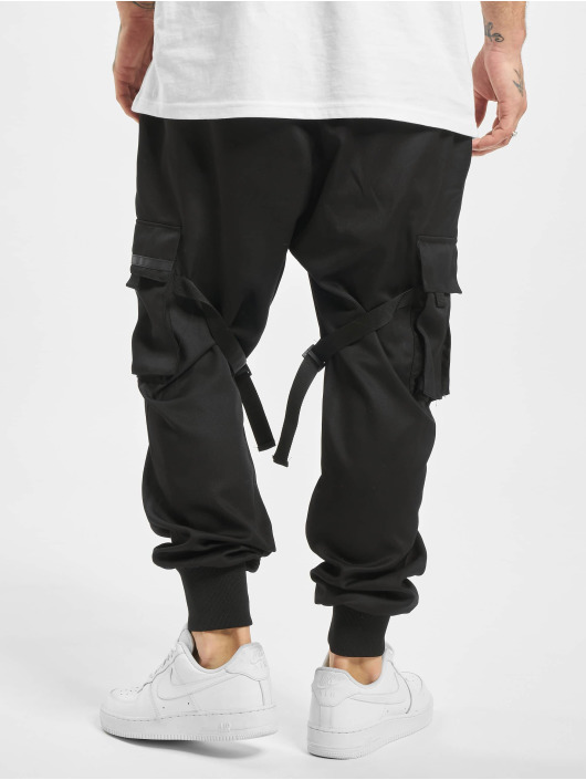 VSCT Clubwear Sweat Pant Combat Antifit Nylon black