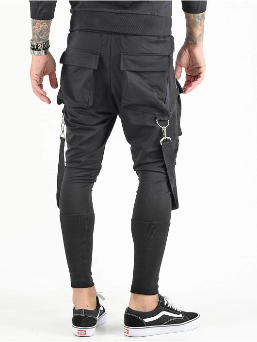 VSCT Clubwear Sweat Pant Front PKT black