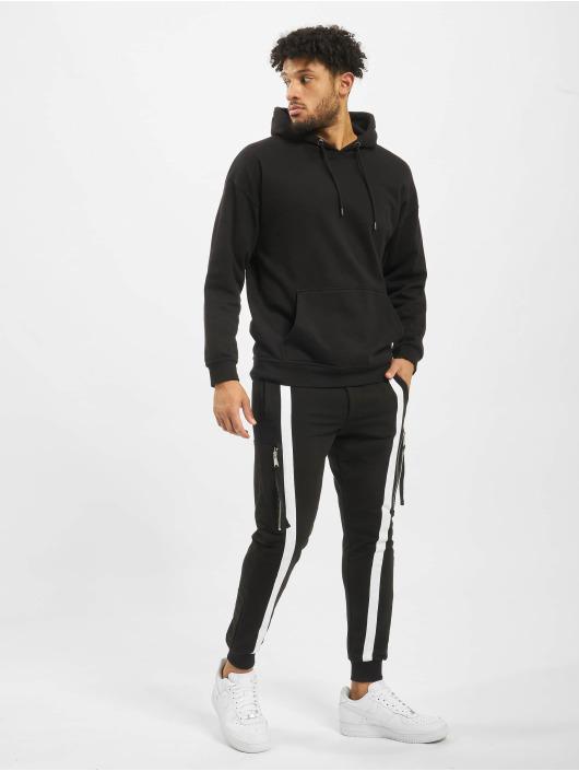 VSCT Clubwear Sweat Pant 4-Stripe black