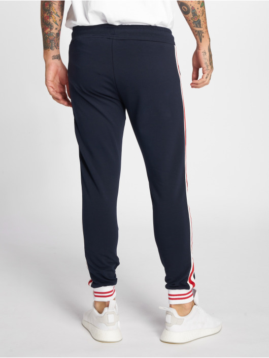VSCT Clubwear Sweat Pant 80ies Cuffed blue