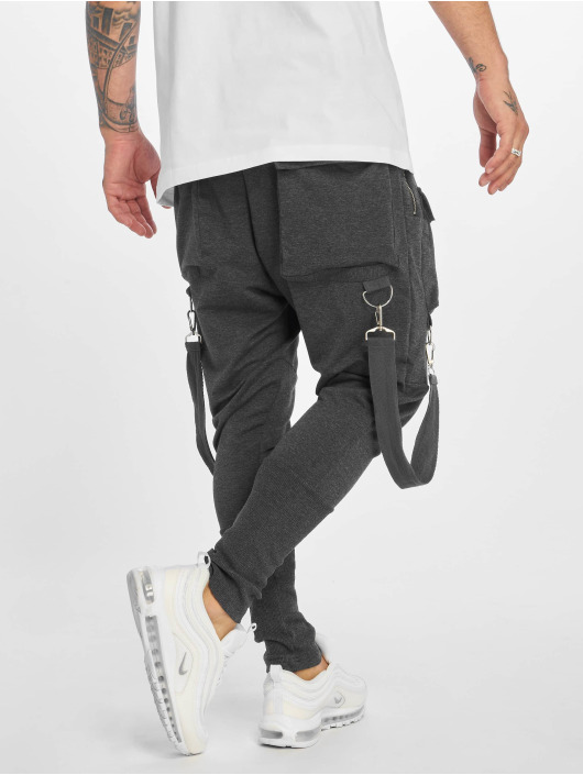 VSCT Clubwear Sweat Pant Front PKT grey