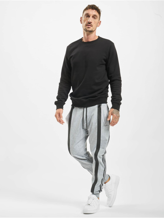 VSCT Clubwear Sweat Pant Tapered Antifit Jogger grey