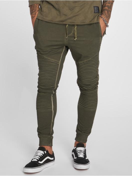 VSCT Clubwear Sweat Pant Biker khaki