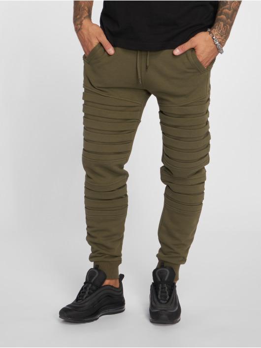 VSCT Clubwear Sweat Pant Noah Biker khaki