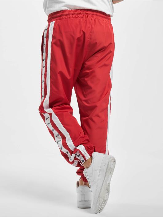 VSCT Clubwear Sweat Pant MC Nylon Striped red