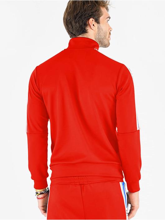 VSCT Clubwear Sweatvest Superior rood