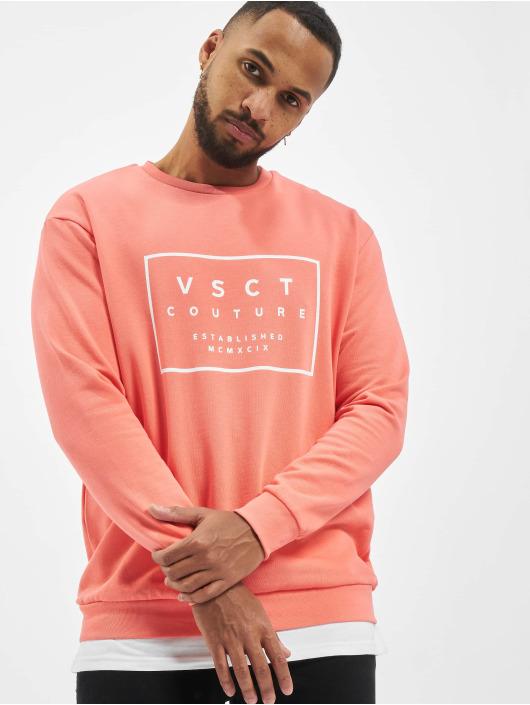 VSCT Clubwear Swetry Crew Logo rózowy