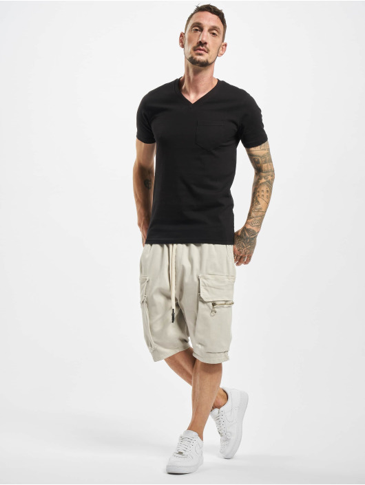 VSCT Clubwear Szorty Logan bezowy