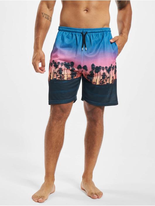 VSCT Clubwear Szorty Miami Palms kolorowy