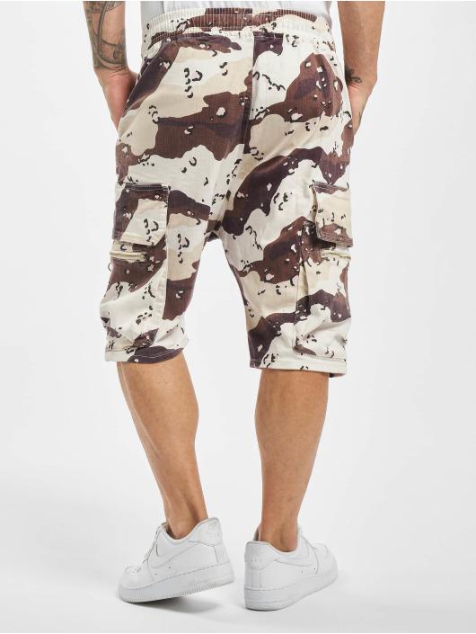 VSCT Clubwear Szorty Logan Denim Bermuda moro
