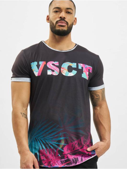 VSCT Clubwear T-paidat Graded Tropical Logo musta