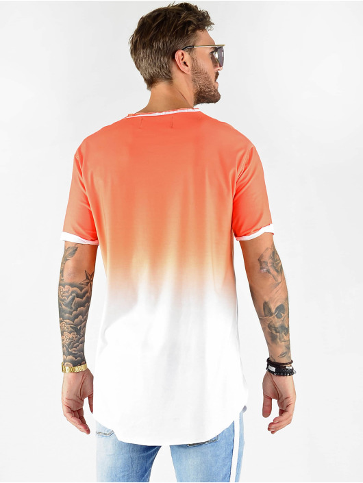 VSCT Clubwear T-shirt Graded Logo Cuja Mara arancio
