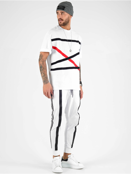 VSCT Clubwear T-shirt Tape Bulky bianco