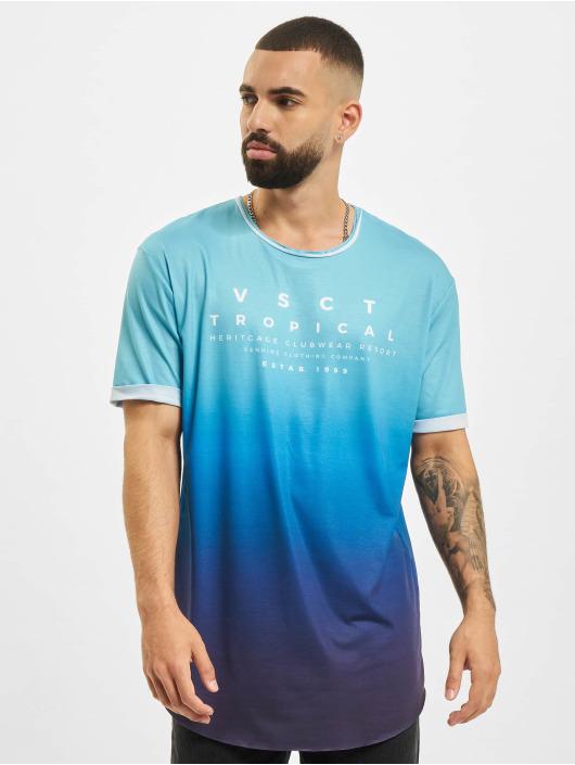 VSCT Clubwear T-shirt Graded Logo Ocean Blues blå