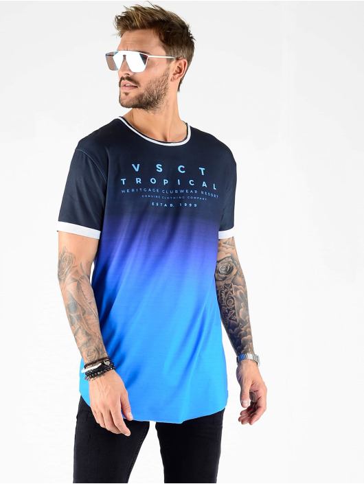 VSCT Clubwear T-Shirt Graded Logo Basalt Ocean black