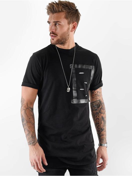 VSCT Clubwear T-Shirt Tape Design Art Dept. black