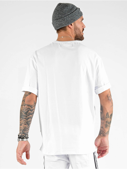 VSCT Clubwear T-Shirt Tape Bulky blanc