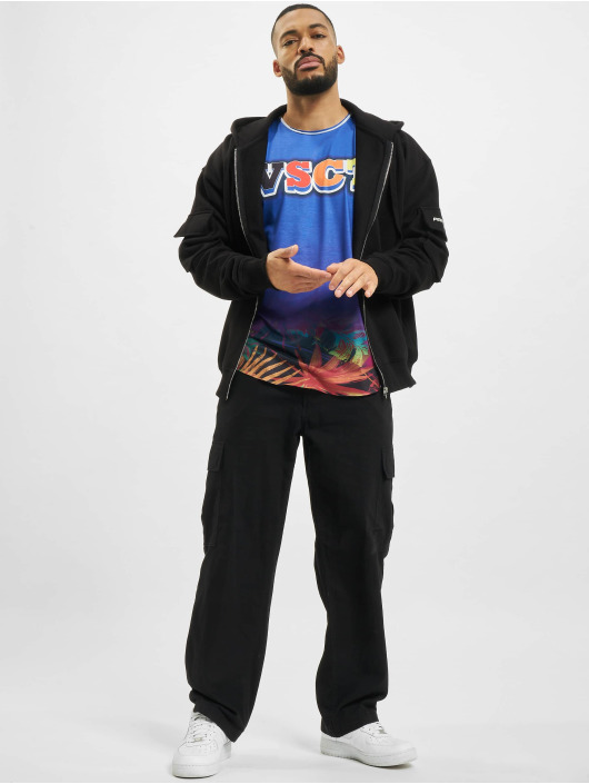 VSCT Clubwear T-Shirt Graded Blue Deep Sea blau