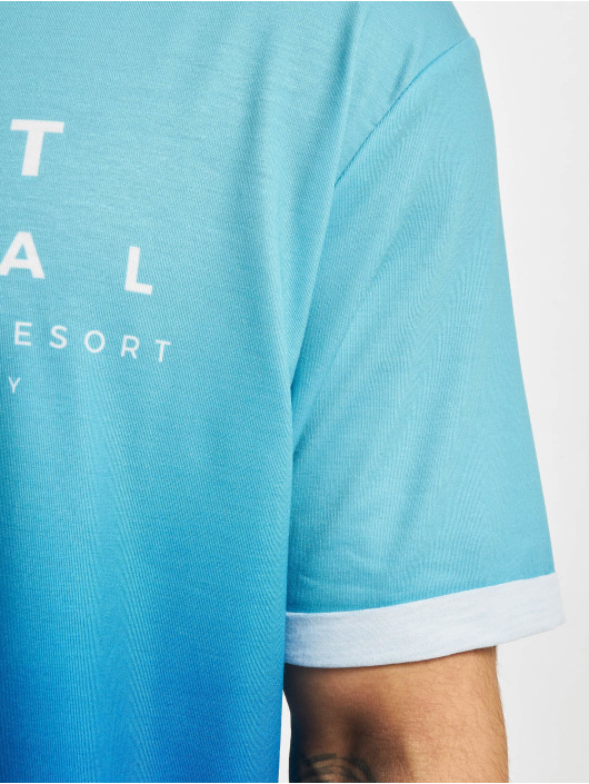 VSCT Clubwear t-shirt Graded Logo Ocean Blues blauw