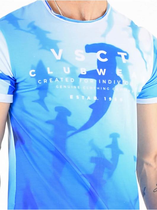 VSCT Clubwear T-Shirt Hammer Shark Logo blue
