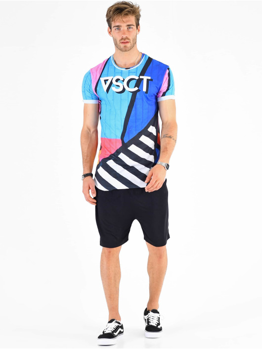 VSCT Clubwear T-shirt Graphix Wall Logo färgad