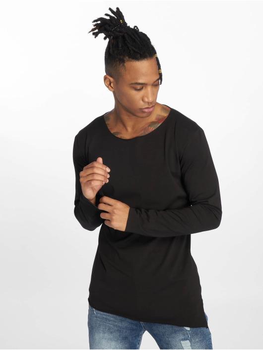 VSCT Clubwear T-Shirt manches longues Basicx noir