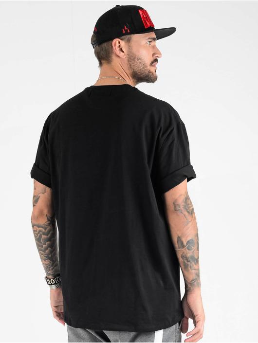VSCT Clubwear T-shirt Tape Bulky nero