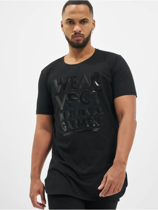 VSCT Clubwear T-Shirt Logo Couture schwarz