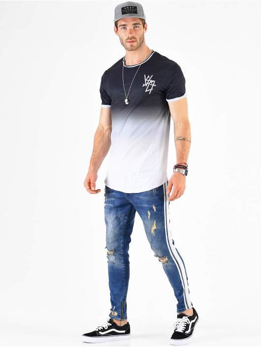 VSCT Clubwear T-shirt Graded Logo svart