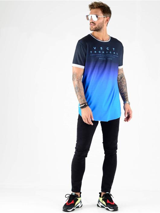 VSCT Clubwear T-shirt Graded Logo Basalt Ocean svart