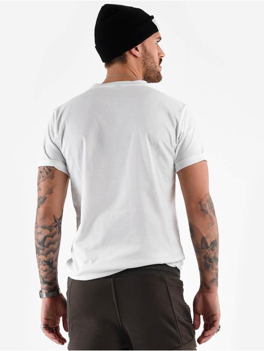 VSCT Clubwear T-Shirt Tape Design Art Dept. weiß