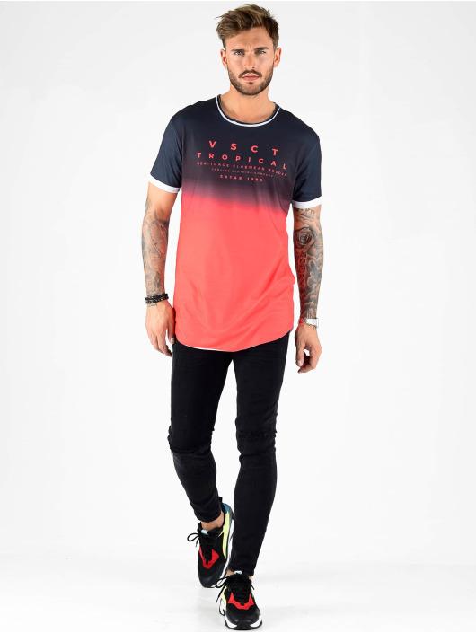 VSCT Clubwear t-shirt Graded Logo Basalt Lava zwart