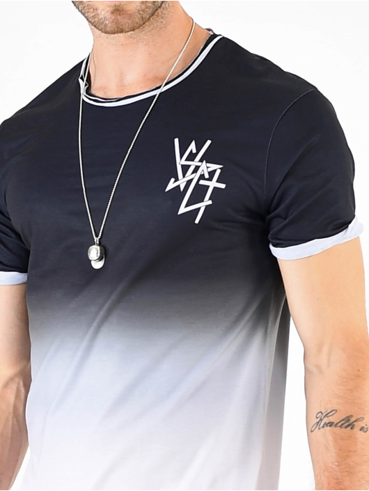 VSCT Clubwear T-Shirty Graded Logo czarny
