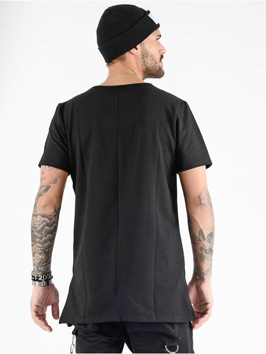 VSCT Clubwear T-Shirty Luxury Basic czarny