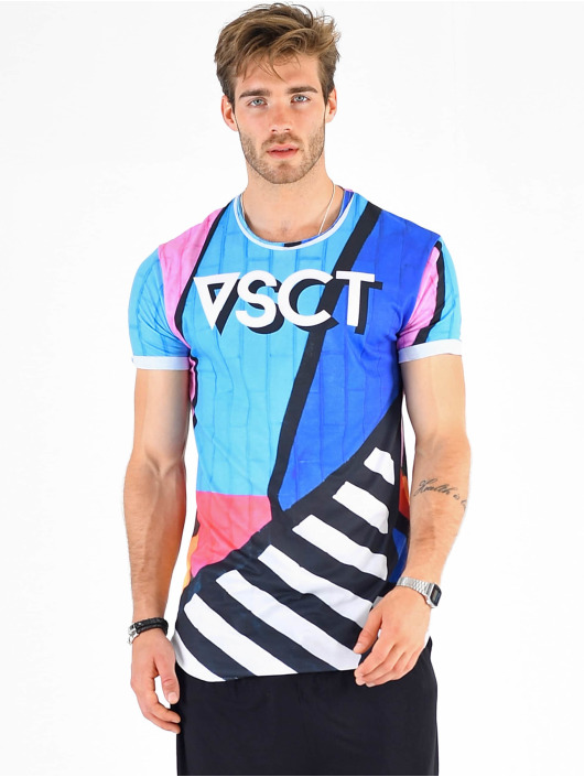 VSCT Clubwear T-Shirty Graphix Wall Logo kolorowy